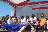 Puluhan ribu warga Manokwari tanda tangan Deklarasi Damai