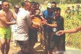 Martin, korban tenggelam di Sungai Musi  Curup ditemukan meninggal
