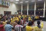 Sengketa lahan PTPN VII, sejumlah mahasiswa Unsri duduki kantor Gubernur