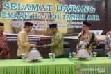 Jamaah haji kloter 37 Debarkasi Makassar tiba lebih awal