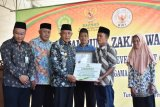 Baznas Sleman serahkan 1.000 paket sembako Ramadhan