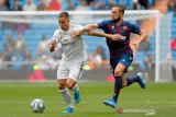 Madrid menang 3-2 atas Levante di laga debut Eden Hazard