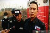 Kementerian LHK segel lokasi kebakaran lahan perusahaan di Kotim dan Katingan