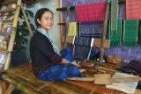 Kerajinan Badui diminati pengunjung festival seni multatuli