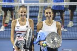 Pliskova tundukkan Petra Martic untuk juara di Zhengzhou