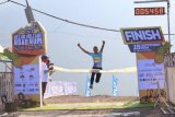 Ratusan peserta ikuti lomba Kelud Volcano Road Run 2019
