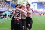 Sebanyak empat pemain Espanyol ke luar dari RS setelah tes COVID-19