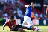 Everton dipaksa bertekuk lutut kepada Bournemouth