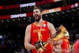 Marc Gasol pemain kedua kawinkan gelar juara NBA dan Piala Dunia FIBA