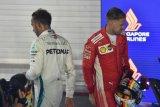 Jelang GP Australia, rekor Schumacher di depan mata Lewis Hamilton
