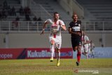 Persija sementara unggul 1-0 atas PSIS