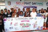 Peserta FLS2N berdatangan di Lampung