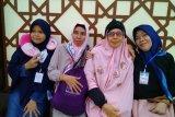 Jamaah haji : Berhaji ajarkan kebersamaan dan kesederhanaan