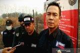 Lokasi kebakaran lahan perusahaan di  Kalteng disegel Kementerian LHK