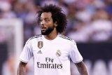 Marcelo menepi saat Madrid kontra PSG karena cedera leher