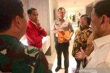 Usai Shalat Istisqa, Jokowi dijadwalkan terbang ke lokasi Karhutla Provinsi Riau