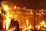 BPBD DKI kerahkan 21 mobil damkar tangani kebakaran rumah warga di Senen