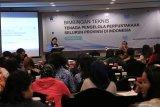 Pemprov Kalteng terus dorong  penngkatan kompetensi pustakawan desa