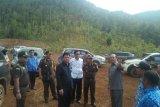 Kajati Sultra kunjungi lokasi pascabanjir Konawe Utara