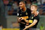 Barella selamatkan Inter dari kekalahan dari tamunya Slavia