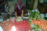 700 pedagang pasar Bantul menjalani 'rapid test' COVID-19 massal