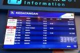 Tiga pesawat kesulitan mendarat di Pekanbaru akibat asap pekat