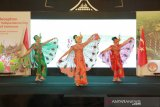 Tarian khas Indonesia mewarnai resepsi diplomatik KJRI Istanbul