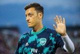 Ozil dan Sokratis diistirahatkan Arsenal untuk lawatan ke Frankfurt