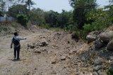 Warga tanyakan dugaan penambangan di tanah kas Desa Sendangadi