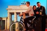 Keren, ada sepeda Jokowi di  Brandenburger Tor, Berlin