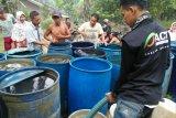 ACT salurkan 15.000 air bersih atasi kekeringan di Labuhan Batu