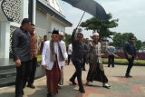 Ma'ruf Amin: NU rumuskan tantangan agama dan negara