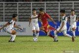 Indonesia tempati posisi kedua dalam klasemen sementara Grup G