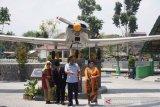 Resmikan monumen pesawat di UNS, Panglima TNI kenang terbang di Solo