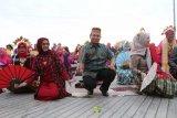 Pj Wali Kota serukan cinta damai di Flash Mob Losari