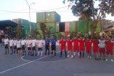Peringati Harhubnas, UPP Baubau gelar turnamen futsal