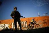AS temukan terowongan di bawah perbatasan dengan Meksiko