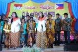 Sekolah Indonesia peringati 70 tahun hubungan RI - Filipina