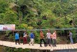 Dompet Dhuafa Singgalang perkenalkan desa wisata Batu Busuk