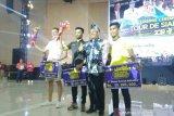 Pebalap Malaysia juara umum dan Jepang tim terbaik Tour de Siak
