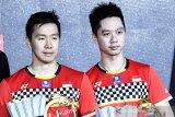 Ganda putra Indonesia Minions ke babak dua Malaysia Masters