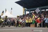 Kabupaten Muba  tuan rumah dua kejuaraan motor Asia