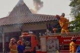 Yogyakarta membentuk satuan relawan kebakaran di kelurahan
