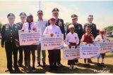 Jasa Raharja Sulawesi Utara ikut berperan dalam pencegahan kecelakaan