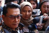 Moeldoko: Pemerintah tetap tunda pengesahan RUU KUHP