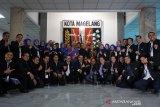 Peserta Diklatpim LAN tertarik pelajari inovasi pelayanan publik Kota Magelang