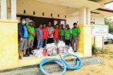 PT GBSM bantu alat damkar kepada tiga desa di Seruyan