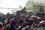 Kapolda DIY : unjuk rasa mahasiswa di Yogyakarta berlangsung damai
