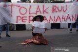 Aktivis lingkungan di Palembang  tolak RUU Pertanahan