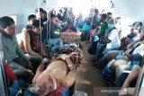 Korban meninggal akibat demonstrasi anarkis di Wamena bertambah 22 orang